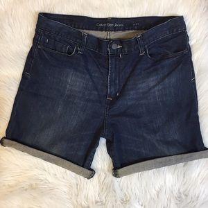 "Calvin Klein Jeans Shorts Waist 31"""